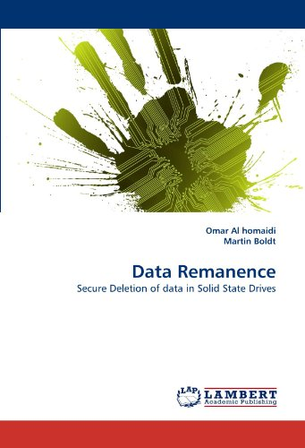 Data Remanence: Secure Deletion of data in Solid State Drives