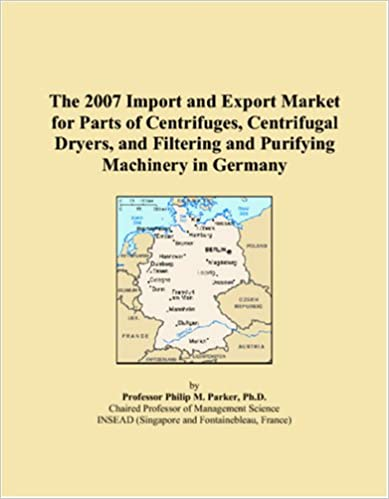 The 2007 Import and Export Market for Parts of Centrifuges, Centrifugal Dryers, and Filtering and Purifying Machinery in Germany