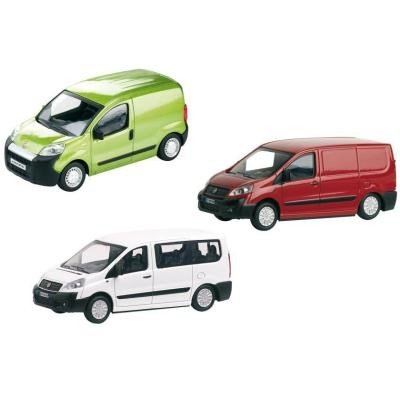 1/43 Miniature Camionnette Fiat Professionel