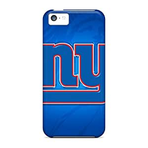 Defender Case With Nice Appearance (new York Giants) For Iphone 5c