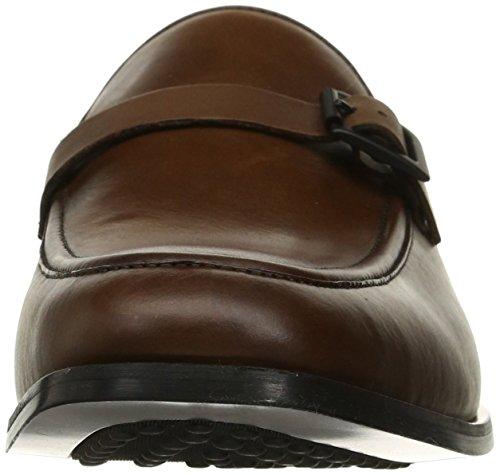 Kenneth Cole New York Mens Skära Loss Slip-on Loafer Cognac