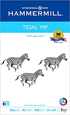 Hammermill Paper, Tidal MP Paper, Made In The USA