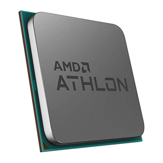 AMD Athlon 3000G 2-Core, 4-Thread Unlocked Desktop Processor with Radeon Graphics 41yh%2B%2BMROEL. SS555