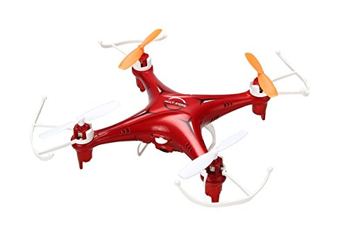 Mini RC Quadcopter Drone Helicopter with Camera,2 Batteries & 12 propellers,Perfect Drone Trainer