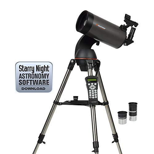 Celestron NexStar 127SLT Mak Computerized Telescope (Black)