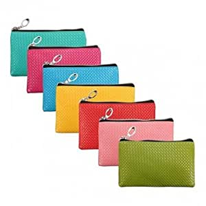 Multifunction Lady PU Leather Wallet Phone Case For iPhone Smartphone -*- Color -- Yellow