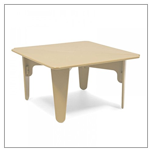notNeutral BB02 Kids Table Color: Sand (Bb02 Table)