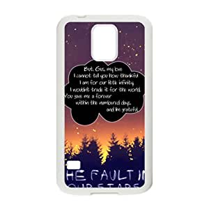 The faulting our stars artistic Cell Phone Case for Samsung Galaxy S5