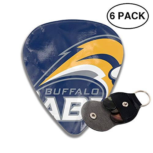 - Buffalo Sabres Guitar Picks Various Rock Bands Collection 0.46mm 0.71mm And 0.96mm, 6pcs