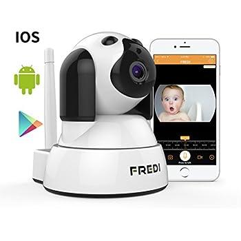 Amazon.com : Wifi Baby Monitor Camera Audio 1080p Wireless