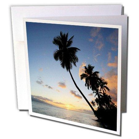Price comparison product image 3dRose Lahaina, Maui, Hawaii - US12 DPB0942 - Douglas Peebles - Greeting Cards, 6 x 6 inches, set of 12 (gc_89662_2)
