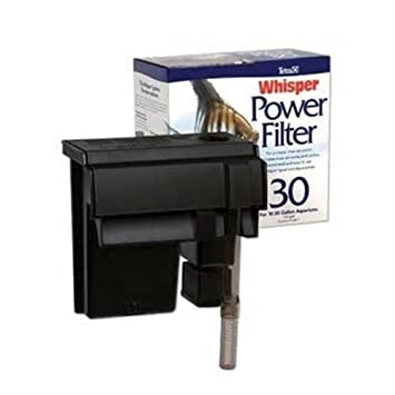 Amazon Tetra Whisper Power Filter For Aquariums 3 Filters In