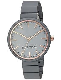 Nine West NW2012GYRG Reloj de Diseñador para Mujer