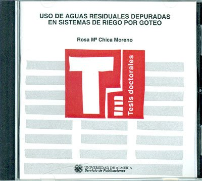 Descargar Libro Uso De Aguas Residuales Depuradas En Sistemas De Riego Por Goteo ) Rosa Mª Chica Moreno