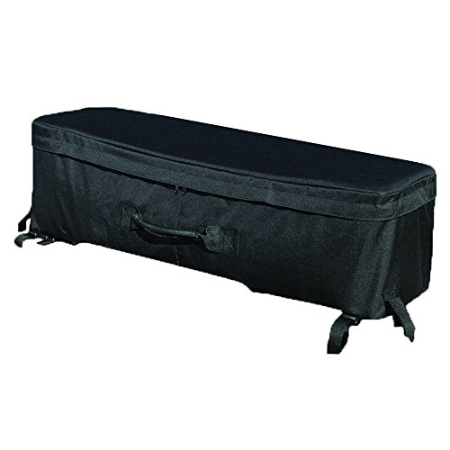 Raider ATV-4 Black ATV Rear Rack Bag - Rear Black Rack Bag