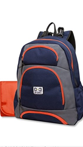 navy-grey-orange-diaper-backpack-the-ultimate-backpack-for-the-cool-dad-with-with-many-pockets-and-c