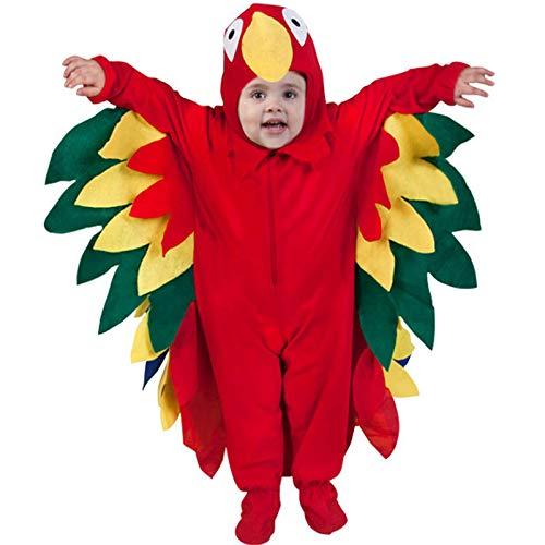 SaveStore Parrot Costume s' Birds Fun Costume Baby