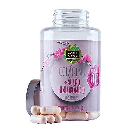Colágeno ✓ Q10 ✓ Ácido Hialurónico ✓ Vitamina C ✓ Sólo 2 comprimidos al día: Amazon.es: Salud y cuidado personal