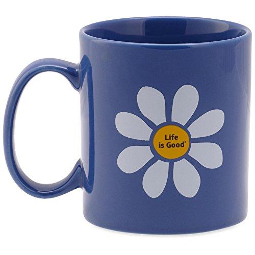 Life is Good Jakes Mug - Daisy (Creamer Daisy)