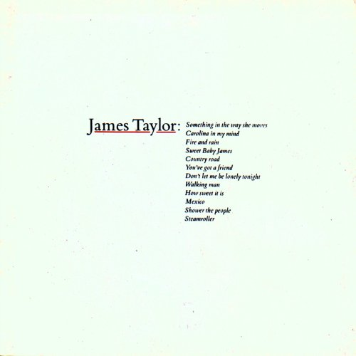 Greatest Hits by James Taylor on Amazon Music - Amazon.com