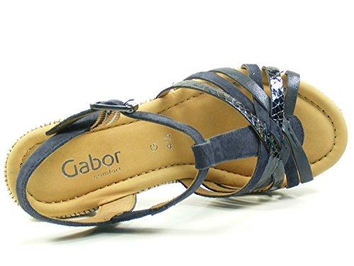 Sandali Da Donna Gabor 42.736 Blu Scuro