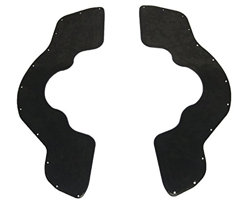 Performance Accessories, Chevy Colorado/GMC Canyon 2/4WD Gap Guards for 3