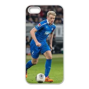 DAZHAHUI Bundesliga Pattern Hight Quality Protective Case for Iphone 5s BY RANDLE FRICK by heywan