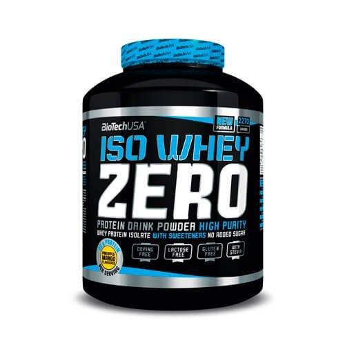 Iso Whey Zero - 5.0 lbs - Chocolate - Biotech by BiotechUSA by BiotechUSA
