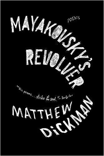 Matthew Dickman Poems 3