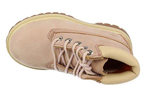 Junior Lavender Boot Mixed Premium Timberland Nubuck AtqCzwxx