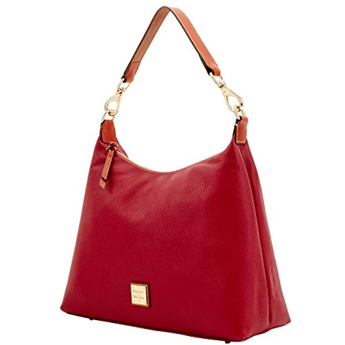 amp; Hobo Bag Shoulder Pebble Juliette Grain Bourke Dooney Cranberry U7A0qSdXU