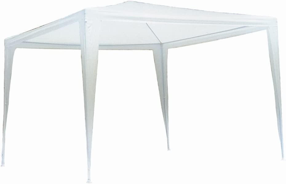 Cenador de metal, 3 x 2 m de tela impermeable para camping, feria ...