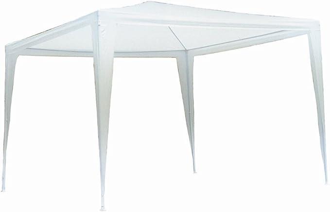 Cenador de metal, 3 x 2 m de tela impermeable para camping, feria, terraza, pic-nic.: Amazon.es: Jardín