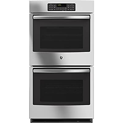 "GE JK3500SFSS 27"" Stainless Steel Electric Double Wall Oven"