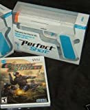 Ghost Squad Game for Wii & NYKO Perfect Shot Gun (Wiimote Sold Seperately)