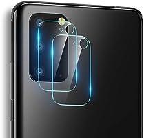 ESR Kameraschutzfolie (2 Stück) kompatibel mit Galaxy S20 Ultra [Kratzresistent] [Fingerabdruckresistent] [Ultradünn]...