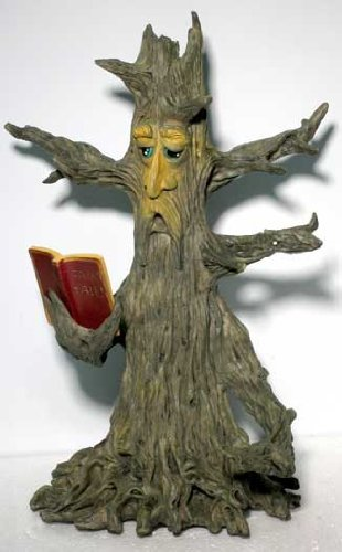 (Incense Holder: Poet Tree)