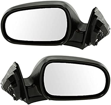 Left /& Right Driver and Passenger Pair Set DOOR MIRROR For Honda Accord