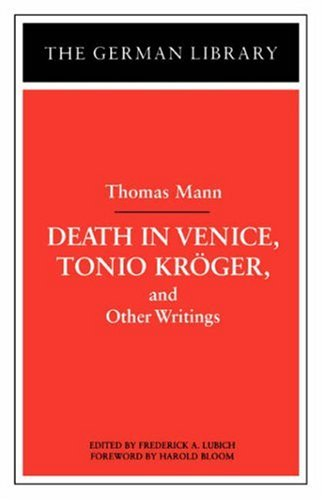 death in venice essays Read this literature essay and over 88,000 other research documents death in venice to have an understanding of the use of disease as a metaphor in thomas mann's.