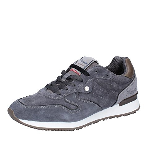 WRANGLER. Fashion Sneakers Uomo 41 EU Grigio Camoscio