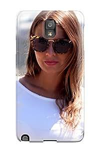 New Fashion Premium Tpu Case Cover For Galaxy Note 3 - Veronica Ferraro