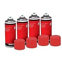 5 Star Antistatic Foam Cleaner (Pack of 4)