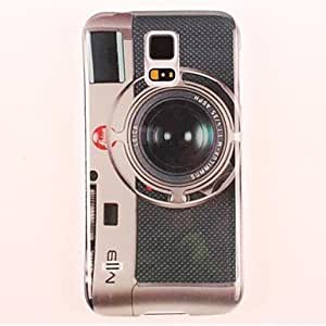 JAJAY- Restore Ancient Ways Camera Craphics PC Hard Case for Samsung Galaxy S5 I9600