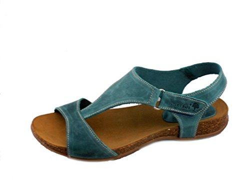 Inter-bios - Sandalia Bio Calm New para mujeres Jeans