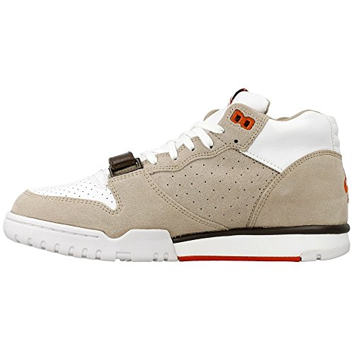 SP Mid Color Size Nike 1 0 FR Beige Air Trainer Brown White 11 tYtHAIx