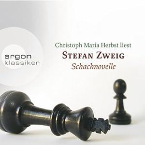 Schachnovelle Hörbuch