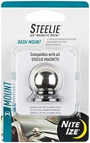 Nite Ize Steelie Bar Mount - Magnetic Smartphone Mount for Handlebars