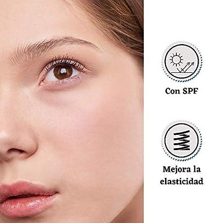 Expansión Biológica Crema Antiarrugas de Día Hidratante Para Pieles Mixtas o Secas con Elastina | Sin Parabenos 100 Ml