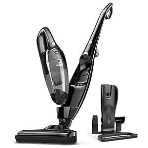 suaoki 2 in 1 cordless vacuum cleaner upright stick and handheld vacuum. Black Bedroom Furniture Sets. Home Design Ideas