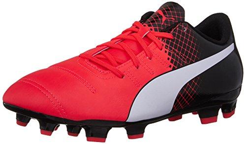 Mens Puma FG Soccer Red 4 White Tricks 3 Puma Shoe Blast evoPOWER gqZqd